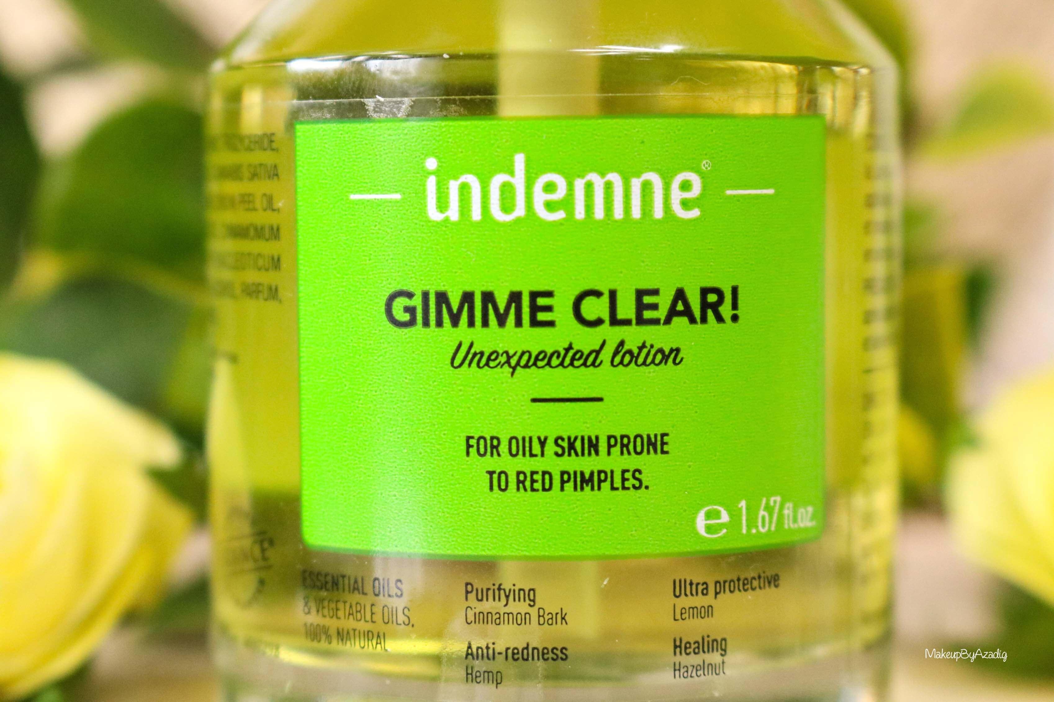 revue-deboutonnez-moi-indemne-produit-acnee-bio-huiles-parapharmacie-prix-avis-makeupbyazadig-gimme-clear