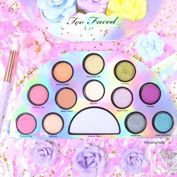 revue-palette-lifes-a-festival-too-faced-france-sephora-avis-prix-revue-makeupbyazadig-collection-licorne-miniature