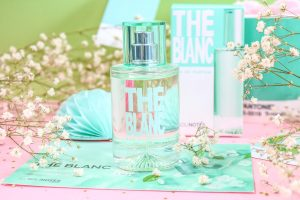 Le nouveau parfum « Thé Blanc » de Solinotes..