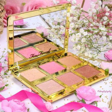 La palette « Natural Face » de TOO FACED.