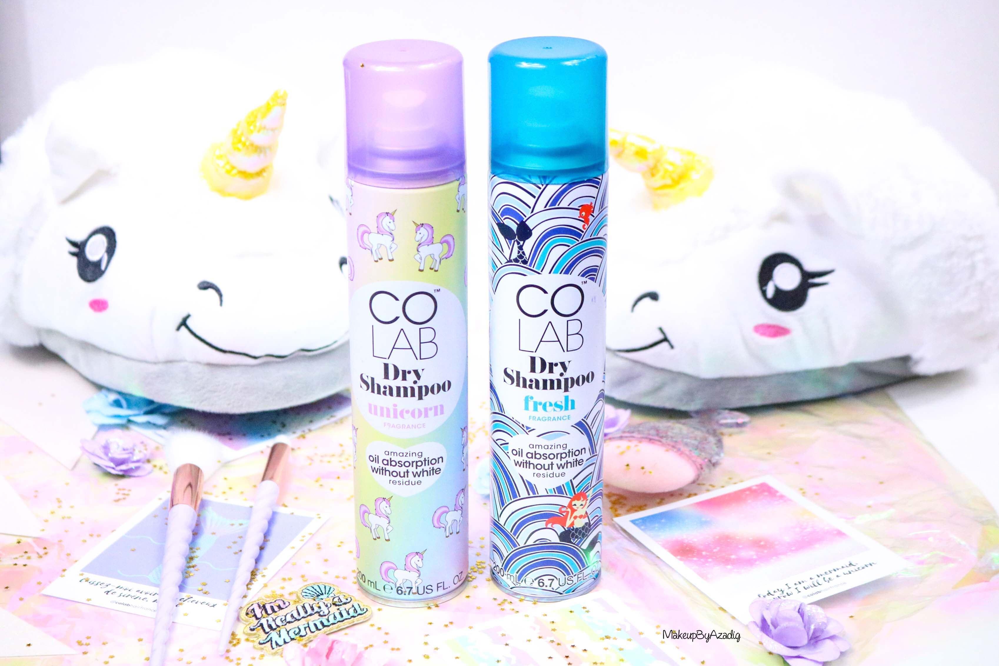 revue-shampooing-sec-colab-batiste-fresh-unicorn-monoprix-feelunique-prix-avis--soin-capillaire-efficacite-makeupbyazadig-duo