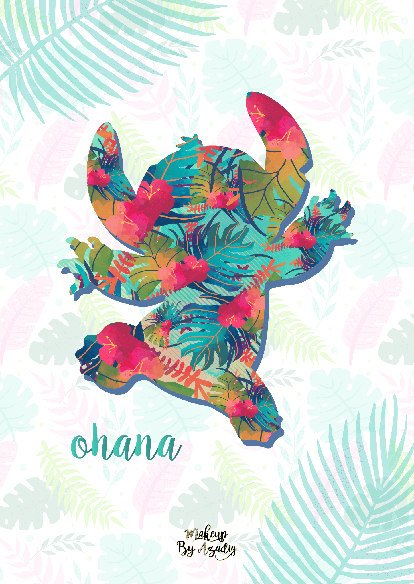 fond-decran-wallpaper-stitch-hawai-disney-ipad-tablette-apple-makeupbyazadig-tendance