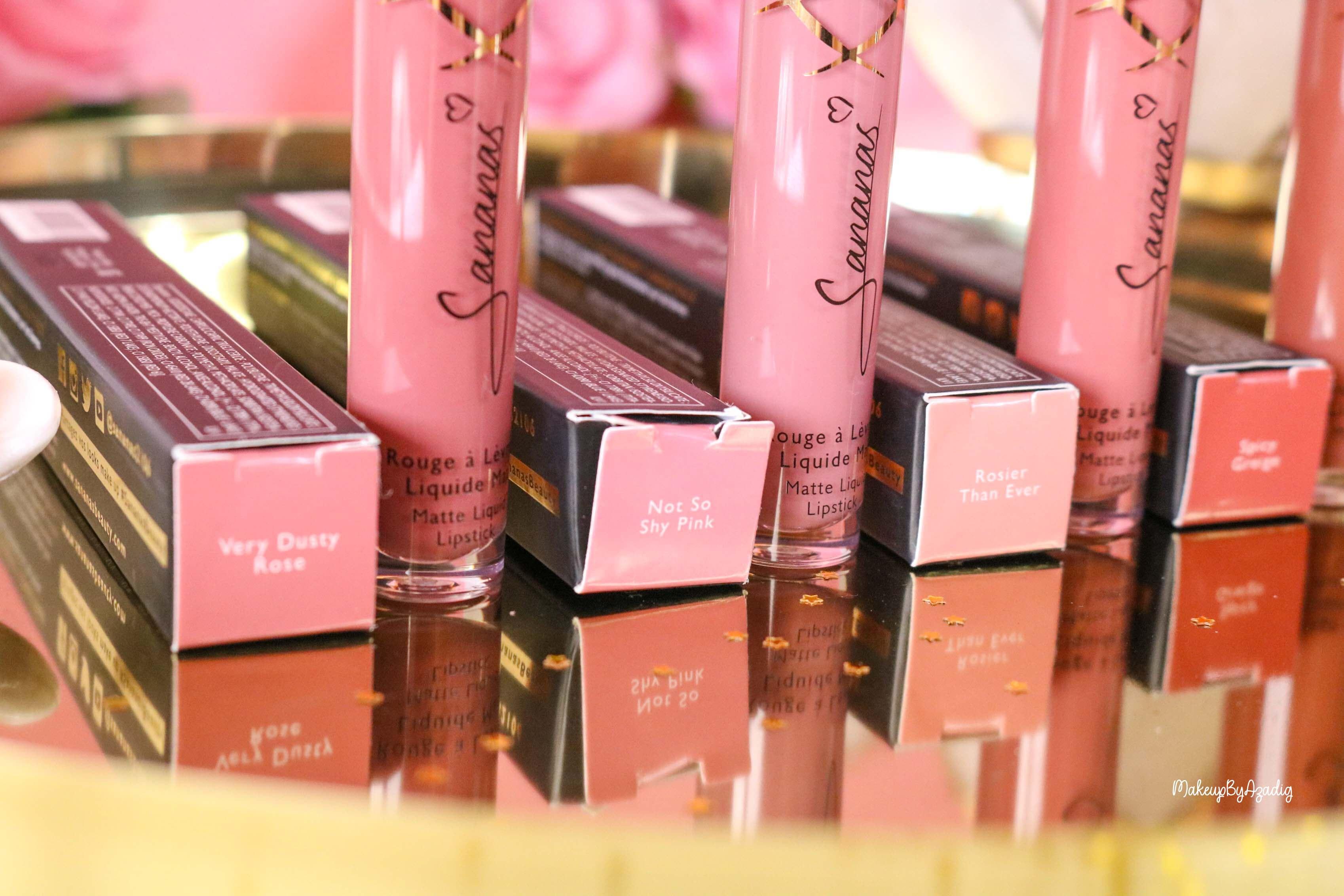 revue-marque-sananas-beauty-rouge-a-levres-vernis-kit-avis-prix-amazon-makeupbyazadig-dusty-pink-greige-rosier-couleurs