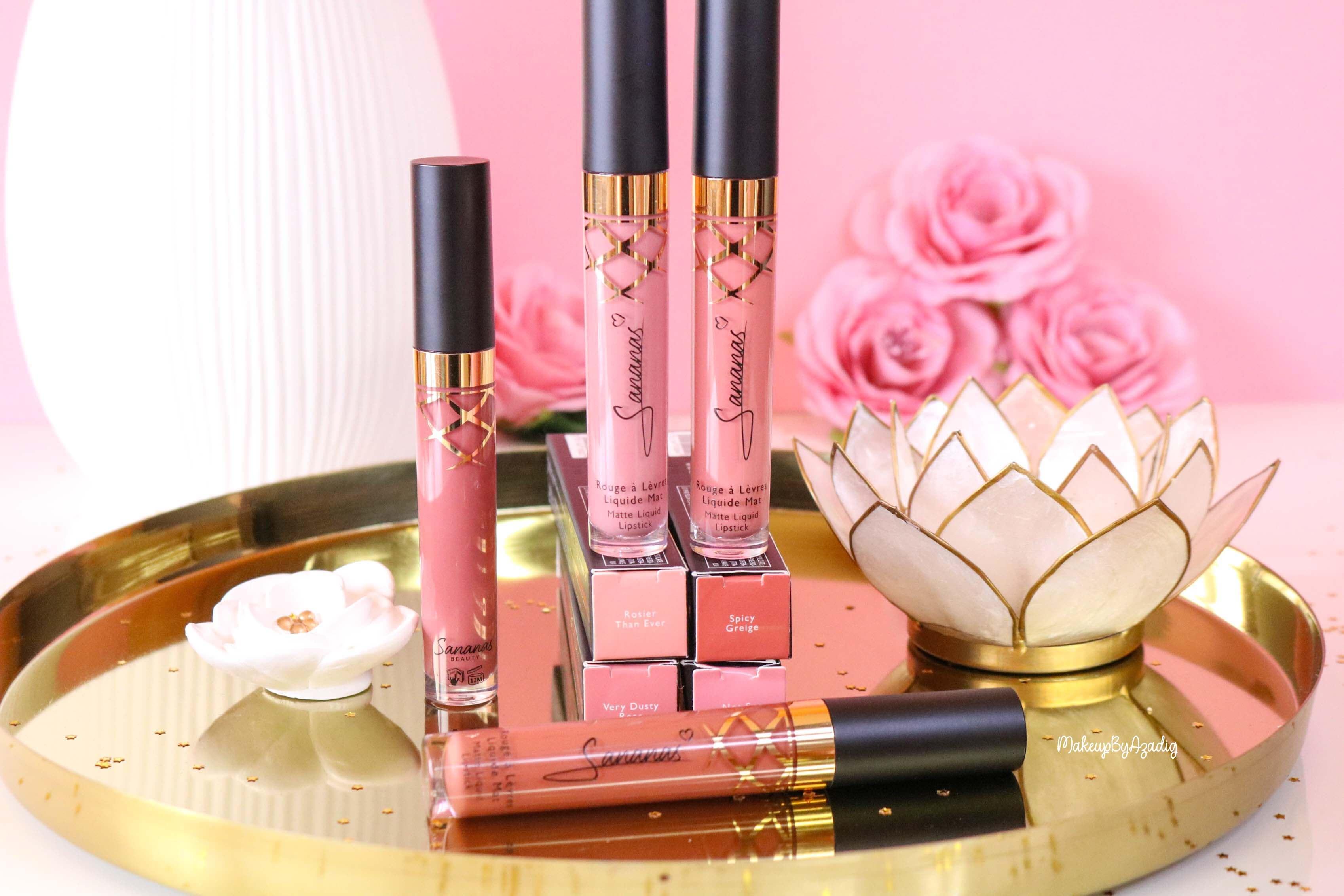 revue-marque-sananas-beauty-rouge-a-levres-vernis-kit-avis-prix-amazon-makeupbyazadig-dusty-pink-greige-rosier-instagram