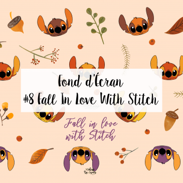 8 Fond D écran Disney Stitch Fall Wallpaper Makeupbyazadig