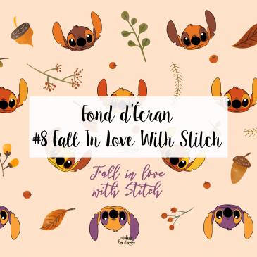 8 Fond D Ecran Disney Stitch Fall Wallpaper Makeupbyazadig