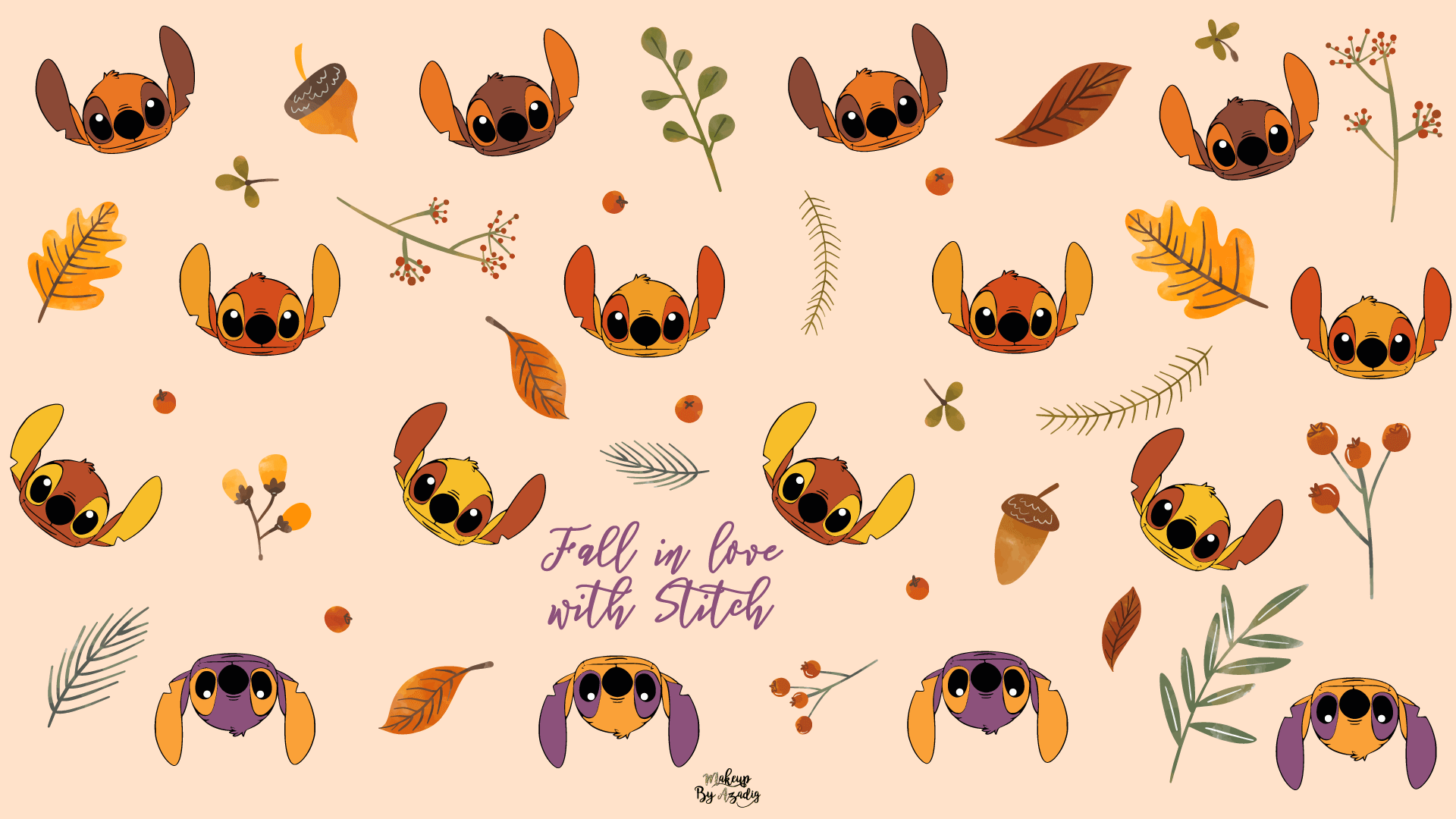 fond-decran-wallpaper-stitch-autumn-automne-fallinlove-disney-ordinateur-mac-macbook-imac-pc-makeupbyazadig-tendance