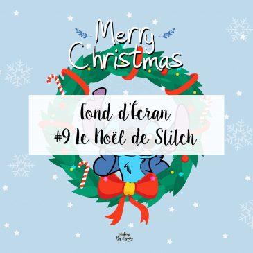 9 Fond D Ecran Disney Stitch Christmas Wallpaper