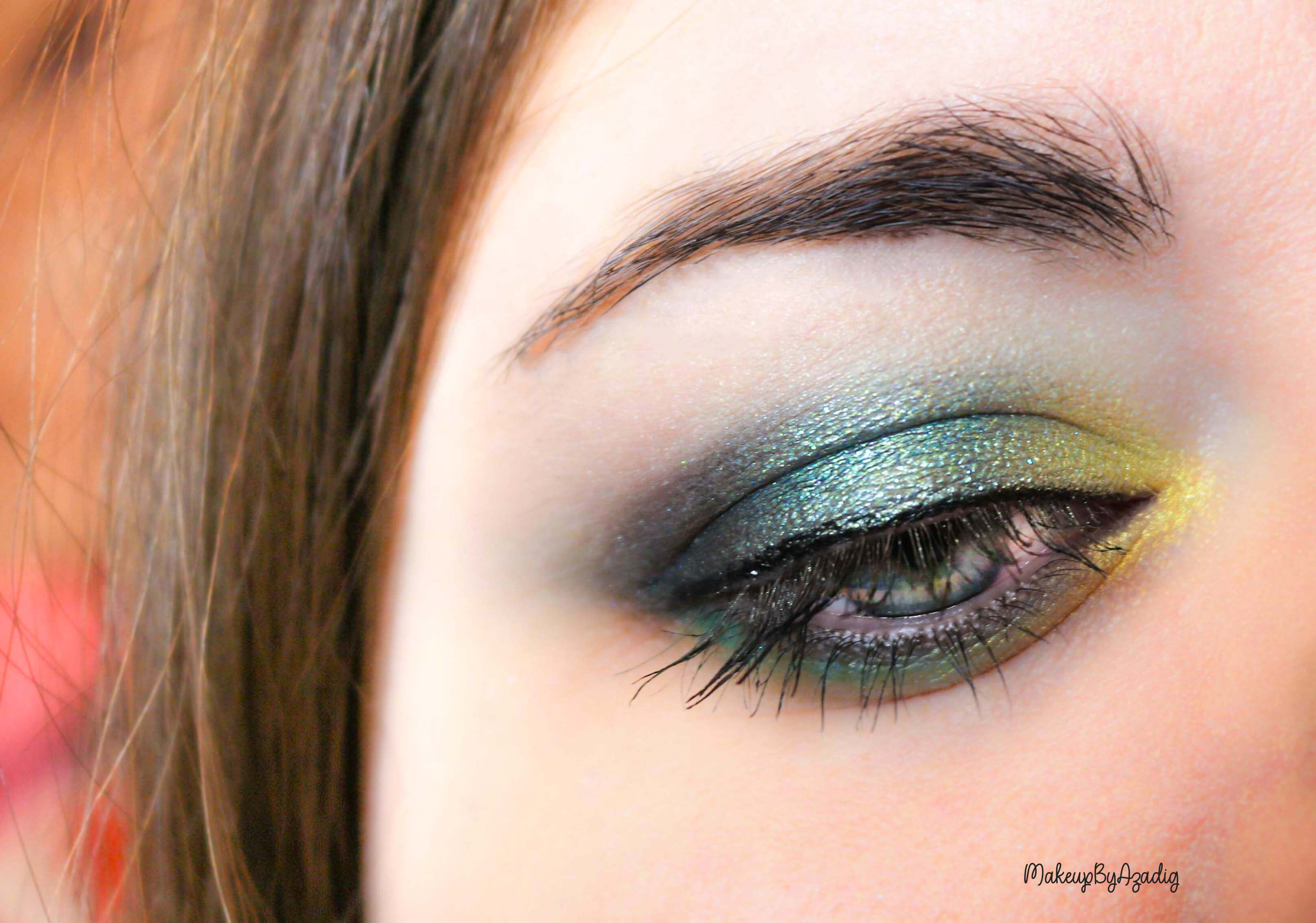 revue-review-palette-emerald-obsessions-huda-beauty-topaz-sapphire-avis-prix-swatch-makeupbyazadig-meilleure-maquillage