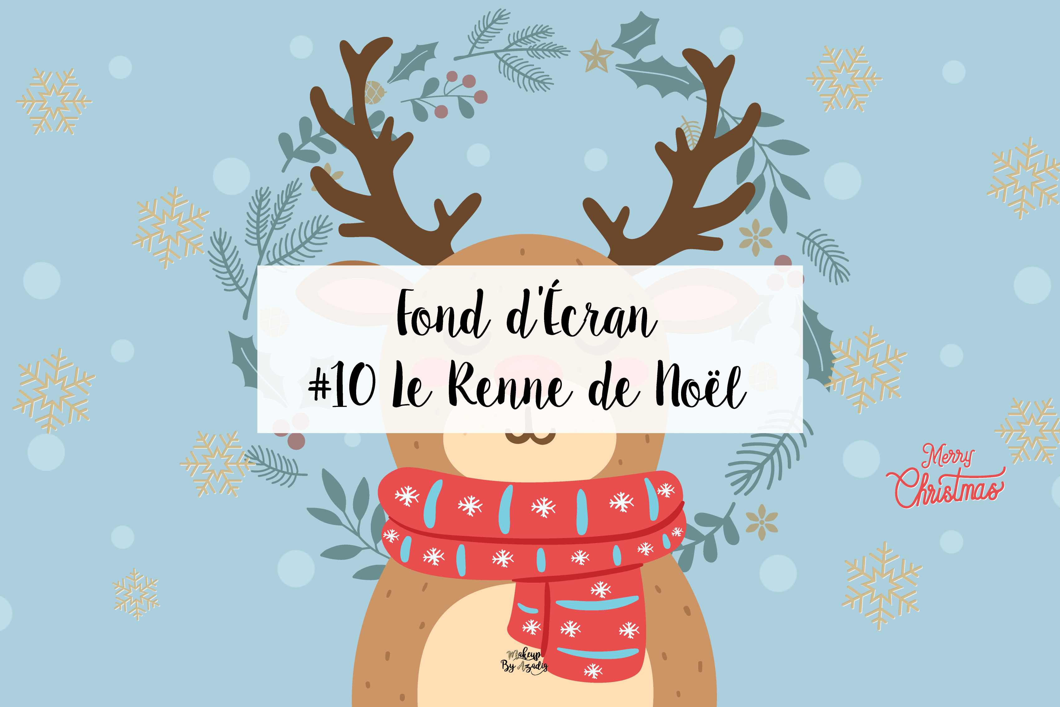 fond-decran-wallpaper-noel-renne-rudolph-disney-ordinateur-iphone-samsung-mac-macbook-imac-pc-makeupbyazadig-tendance