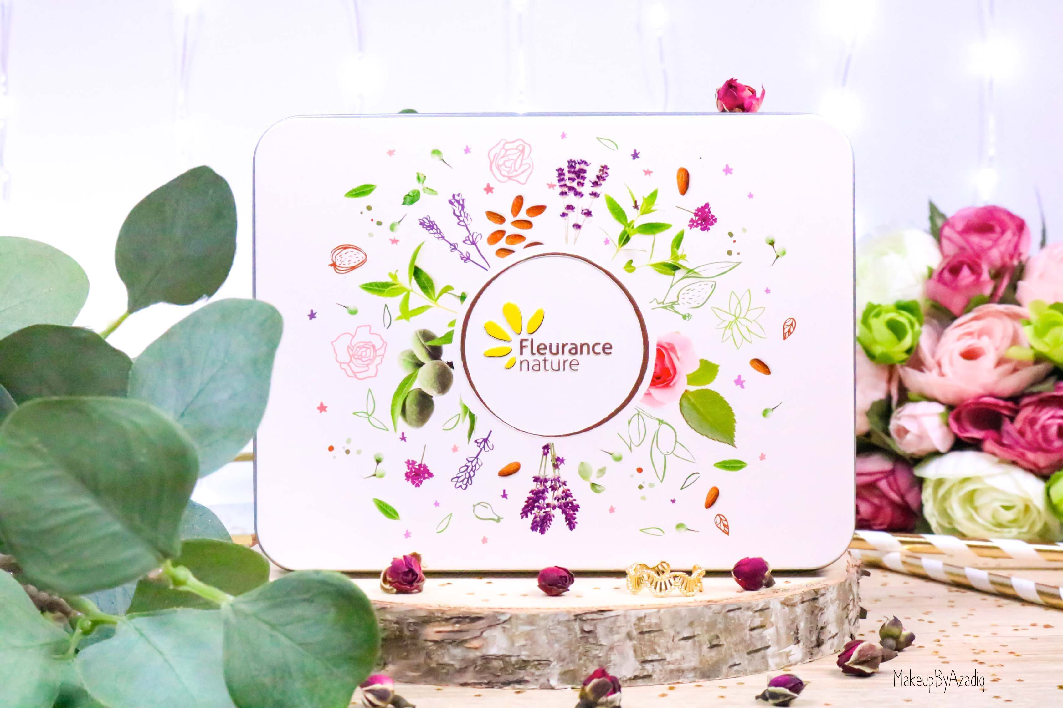 revue-creme-hydratante-reparatrice-mains-hand-bio-beaute-fleurance-nature-makeupbyazadig-verveine-lavande-rose-amande-packaging