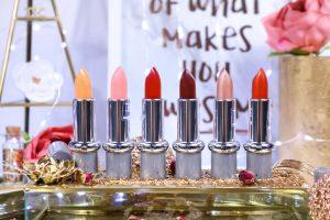 Les rouges à lèvres « Legend » de MAVALA. La collection pour les fêtes !