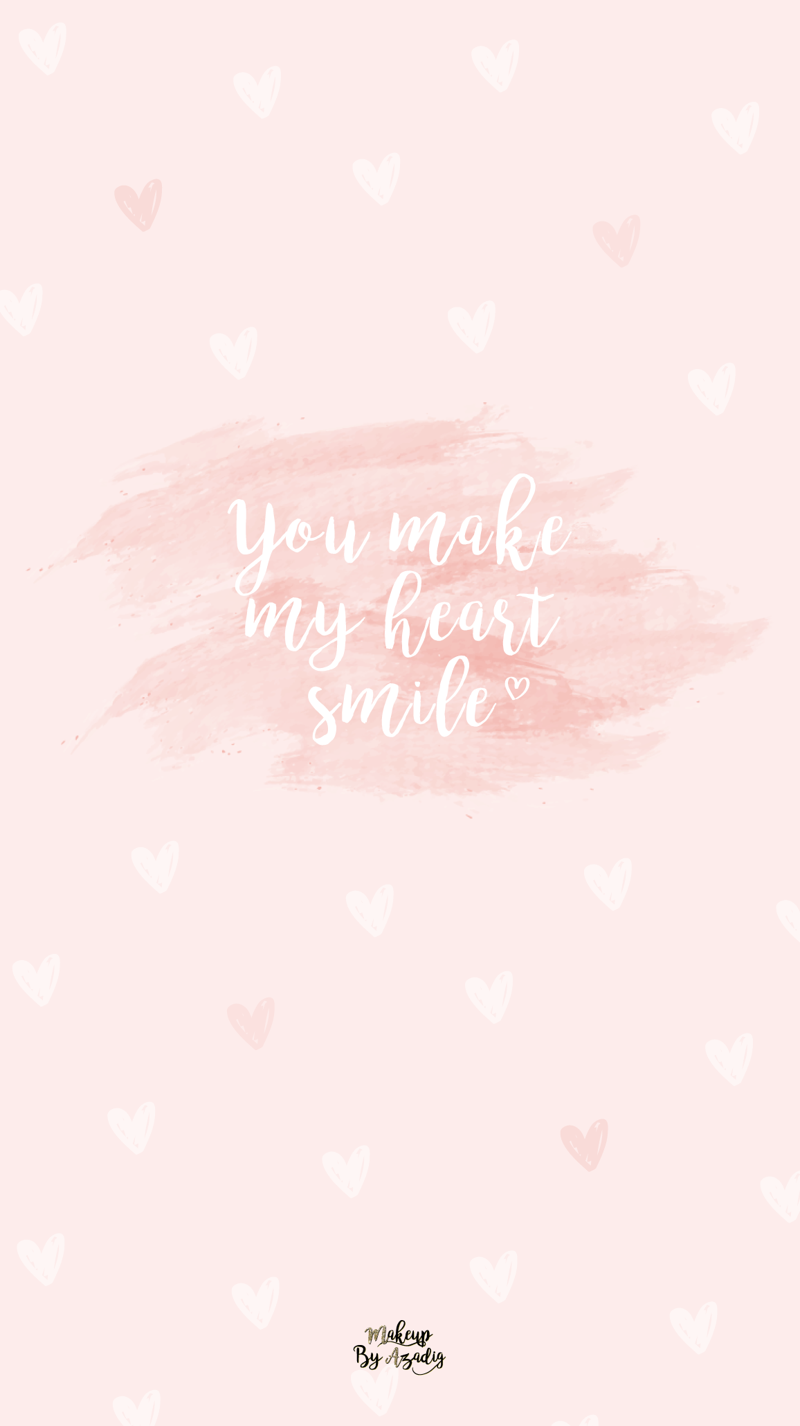 fond-decran-coeur-love-amour-citation-you-make-my-heart-smile-rose-girly-samsung-iphone-6-7-8-makeupbyazadig-tendance