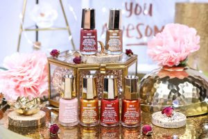 La collection de vernis « Heritage » de MAVALA.