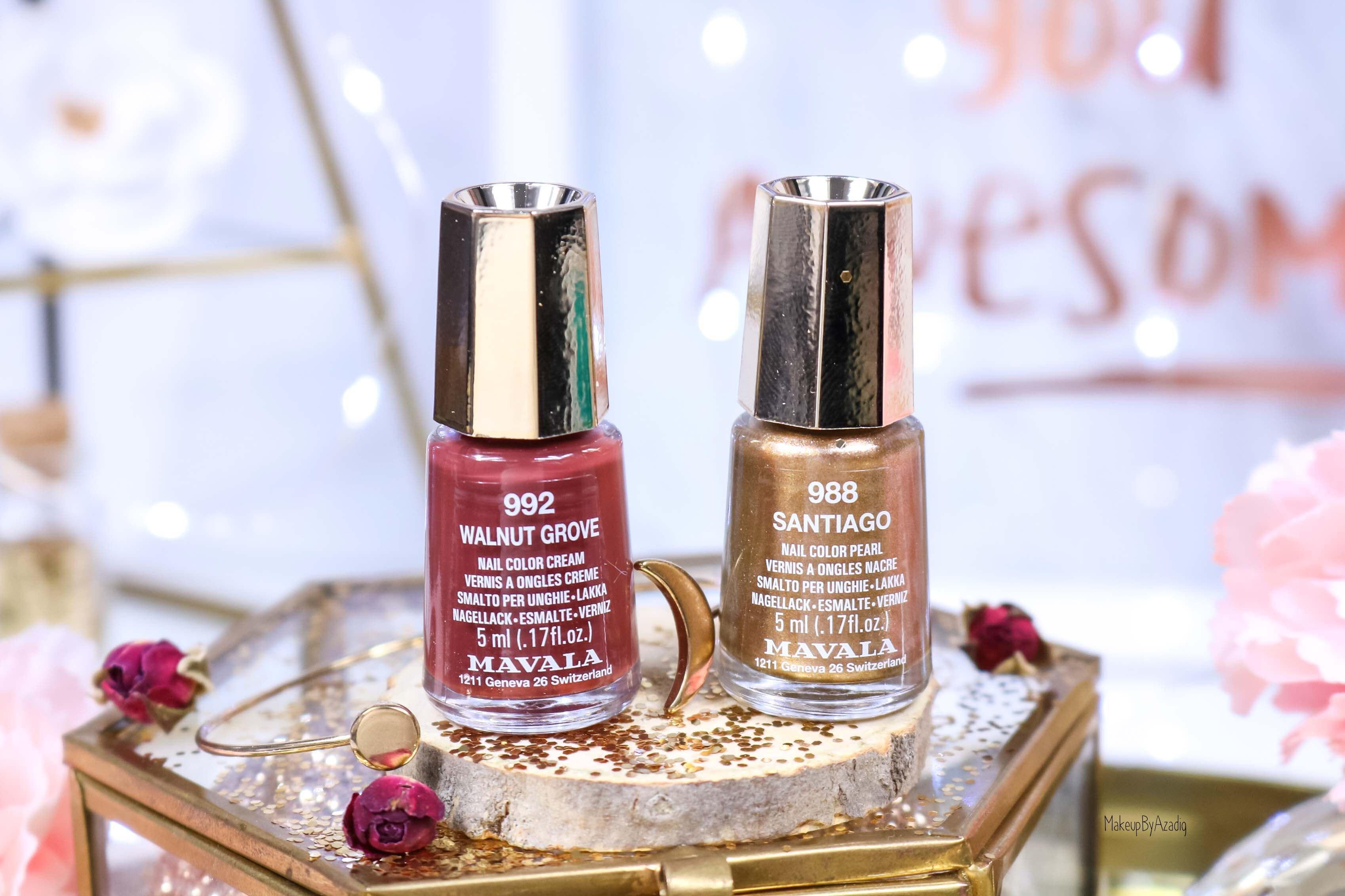 revue-collection-vernis-mavala-nails-heritage-chic-bordeaux-cuivre-metallique-gold-rouge-makeupbyazadig-swatch-avis-prix-moon