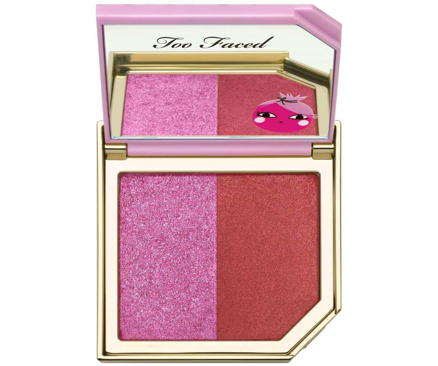 revue-collection-tutti-frutti-too-faced-blush-fruit-cocktail-strobeberry-sephora-france-makeupbyazadig-swatch-avis-prix-rose-Plumagranate