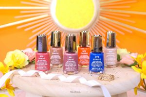 La collection de vernis « Solaris » de MAVALA