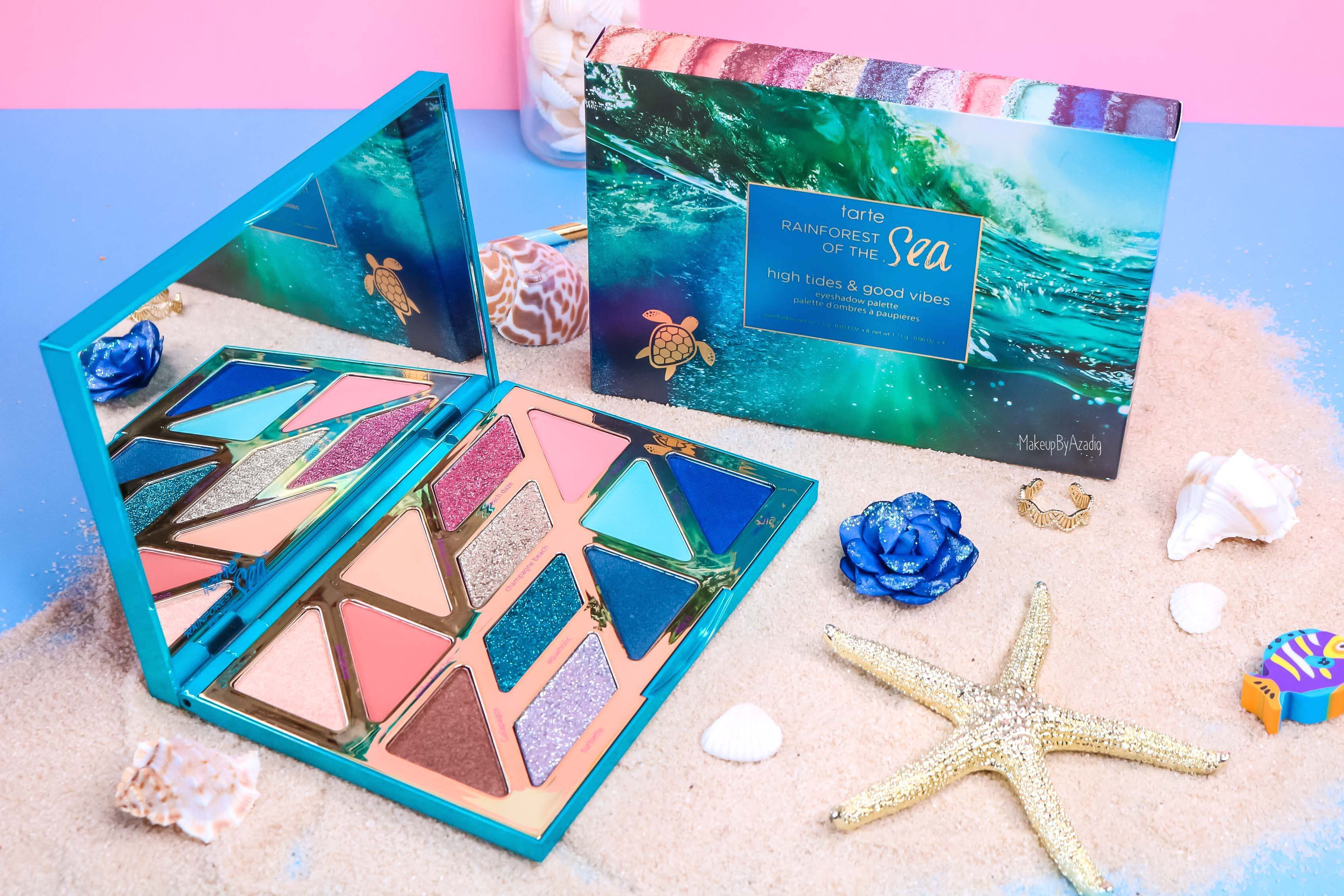 revue-palette-tarte-cosmetics-france-sephora-makeupbyazadig-swatch-prix-avis-rainforest-of-the-sea-miniature