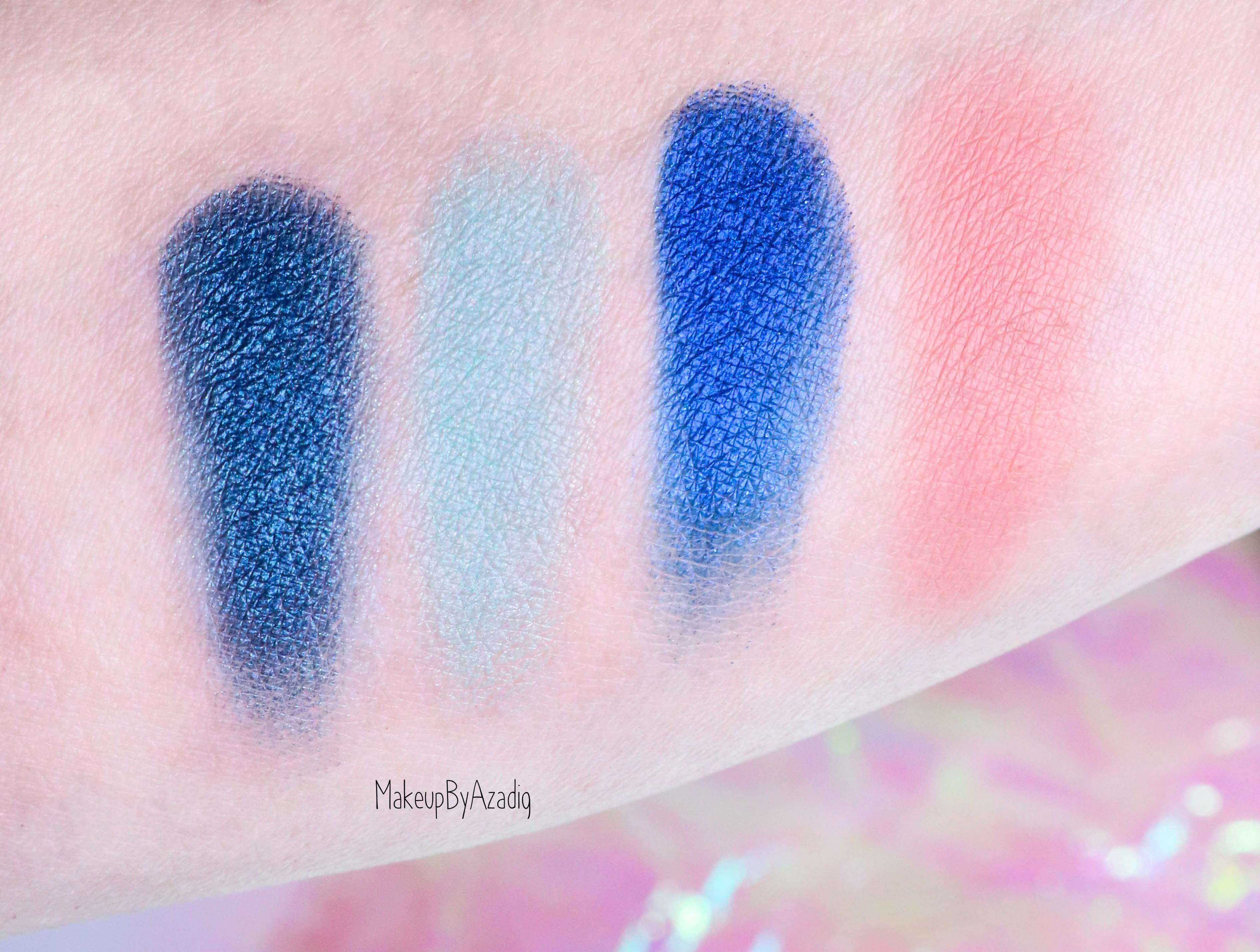 revue-palette-tarte-cosmetics-france-sephora-makeupbyazadig-swatch-prix-avis-rainforest-of-the-sea-swatch-blue-2