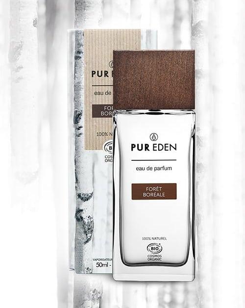 Eau-de-parfum-bio-Foret-Boreale-makeupbyazadig-pur-eden