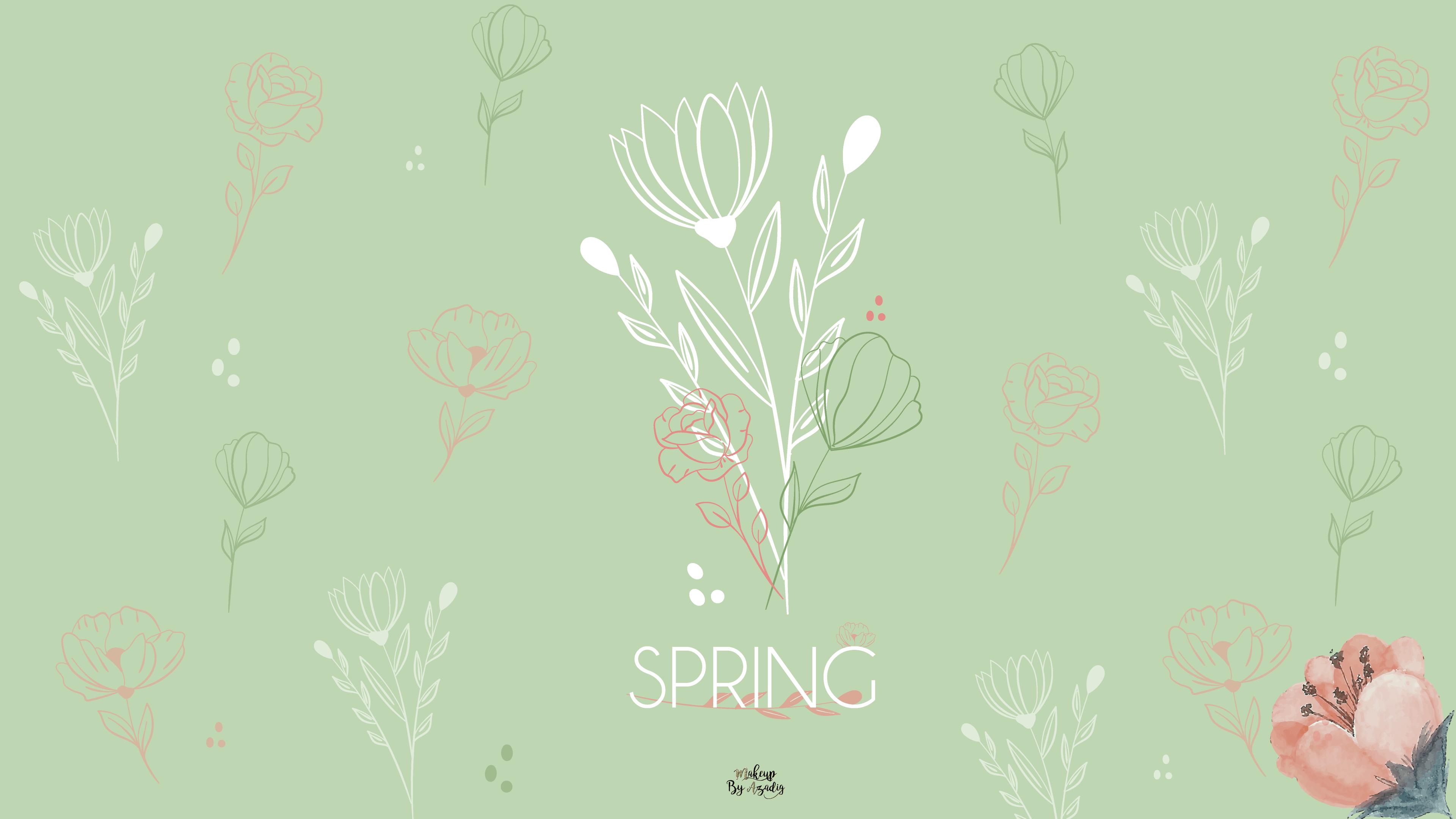 fond-decran-wallpaper-printemps-fleurs-bouquet-spring-girly-ordinateur-mac-macbook-imac-pc-makeupbyazadig-tendance