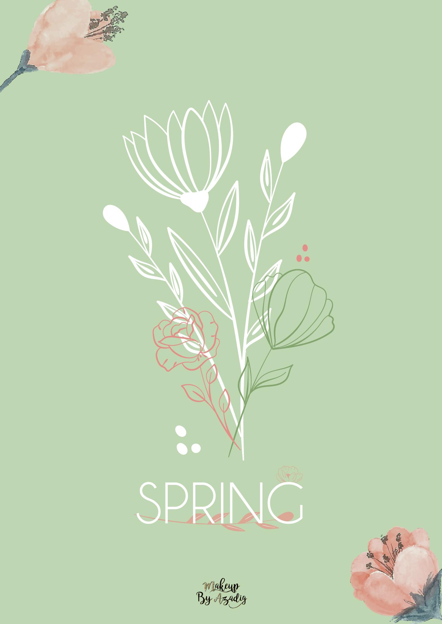 fond-decran-wallpaper-printemps-fleurs-flower-spring-girly-ipad-tablette-apple-makeupbyazadig-tendance