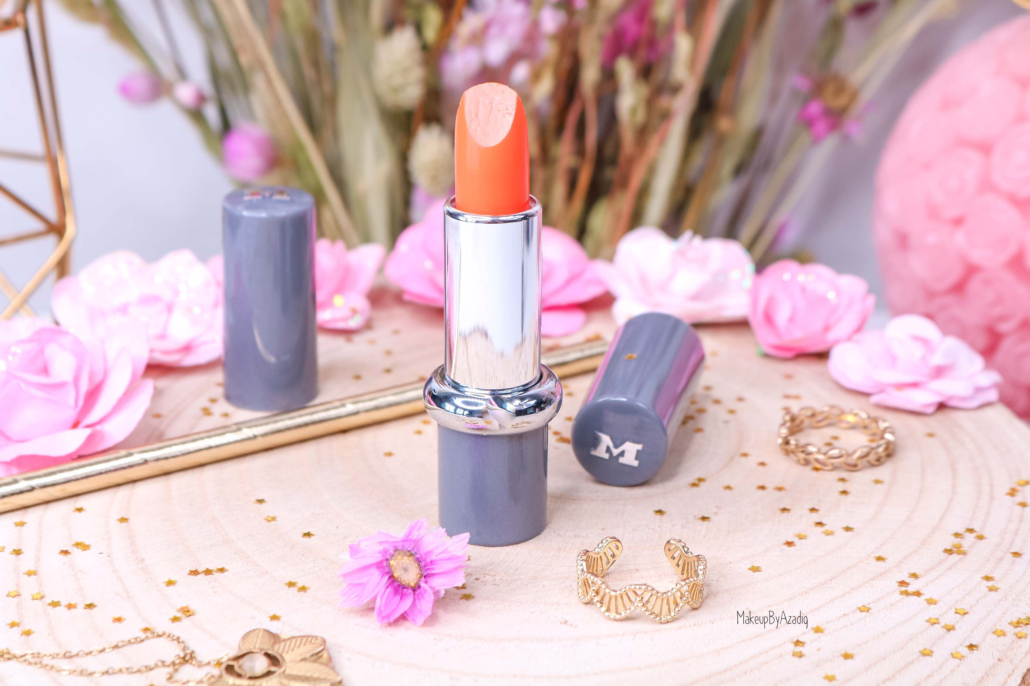 revue-rouge-a-levres-mavala-collection-sunlight-tendance-printemps-ete-2019-2020-monoprix-paris-makeupbyazadig-avis-prix-swatch-orange