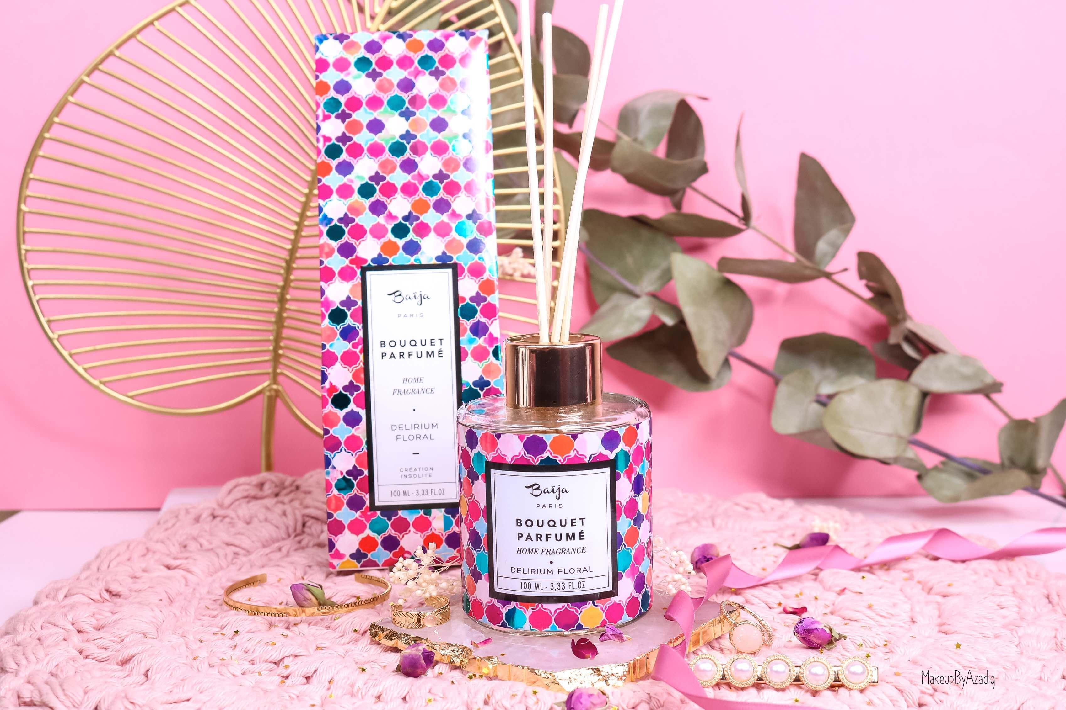 revue-collection-delirium-floral-baija-paris-corps-bougie-gommage-soin-fleurs-makeupbyazadig-avis-prix-sephora-bouquet-parfume