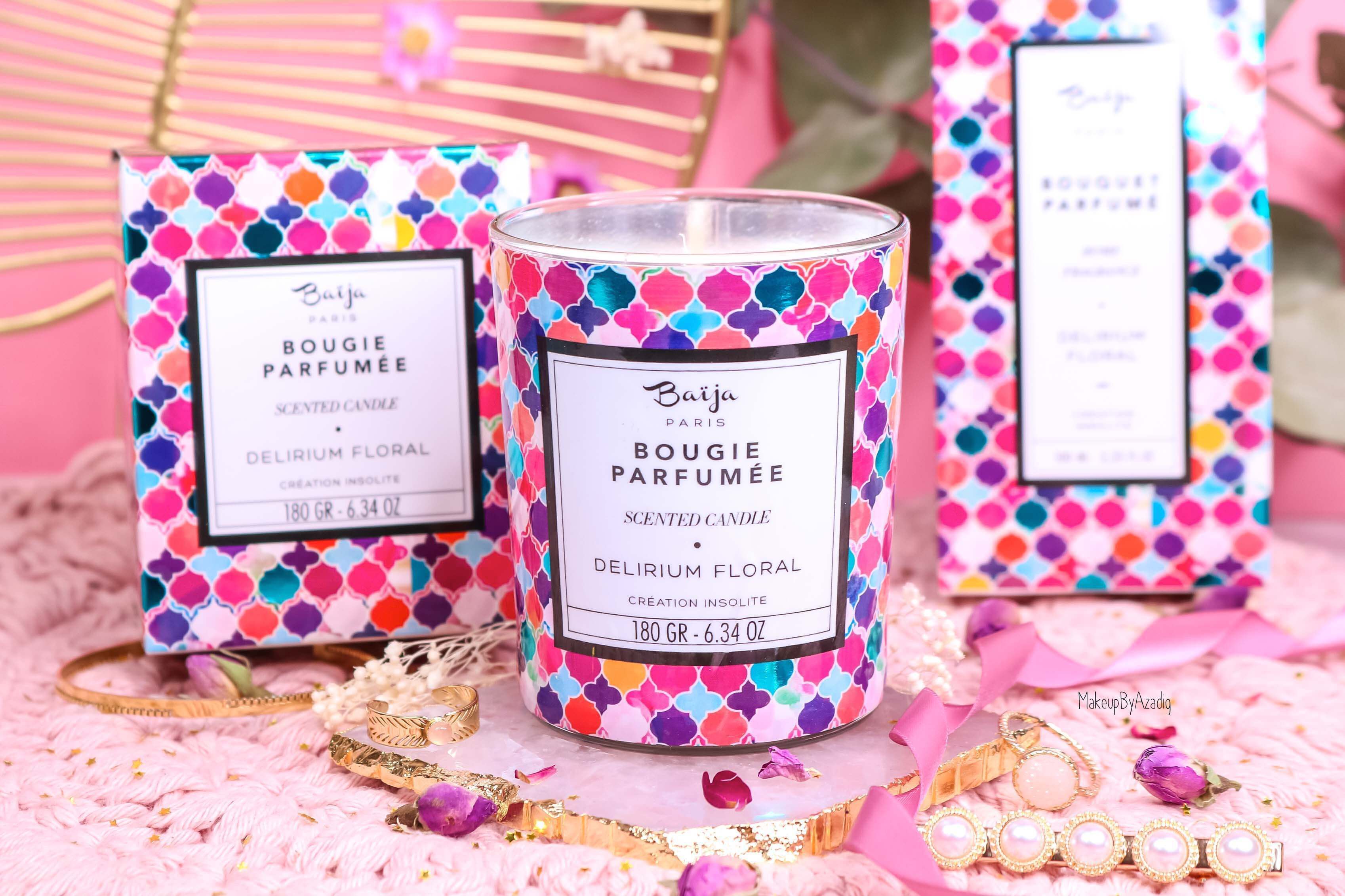 revue-collection-delirium-floral-baija-paris-corps-bougie-gommage-soin-fleurs-makeupbyazadig-avis-prix-sephora-candle