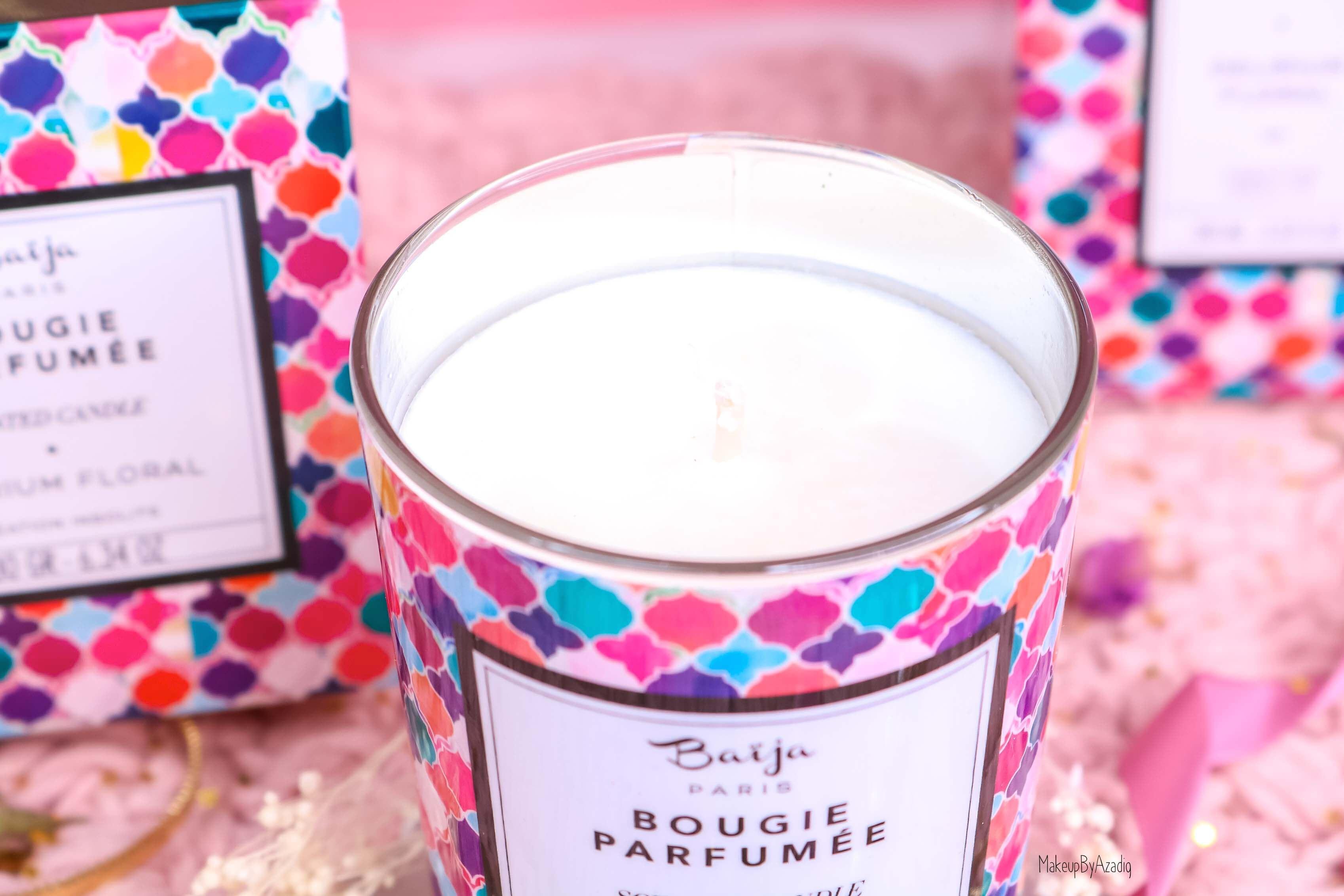 revue-collection-delirium-floral-baija-paris-corps-bougie-gommage-soin-fleurs-makeupbyazadig-avis-prix-sephora-cire