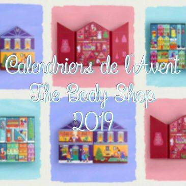 calendrier-de-lavent-the-body-shop-2019-ultime-classique-decouverte-makeupbyazadig-noel-christmas