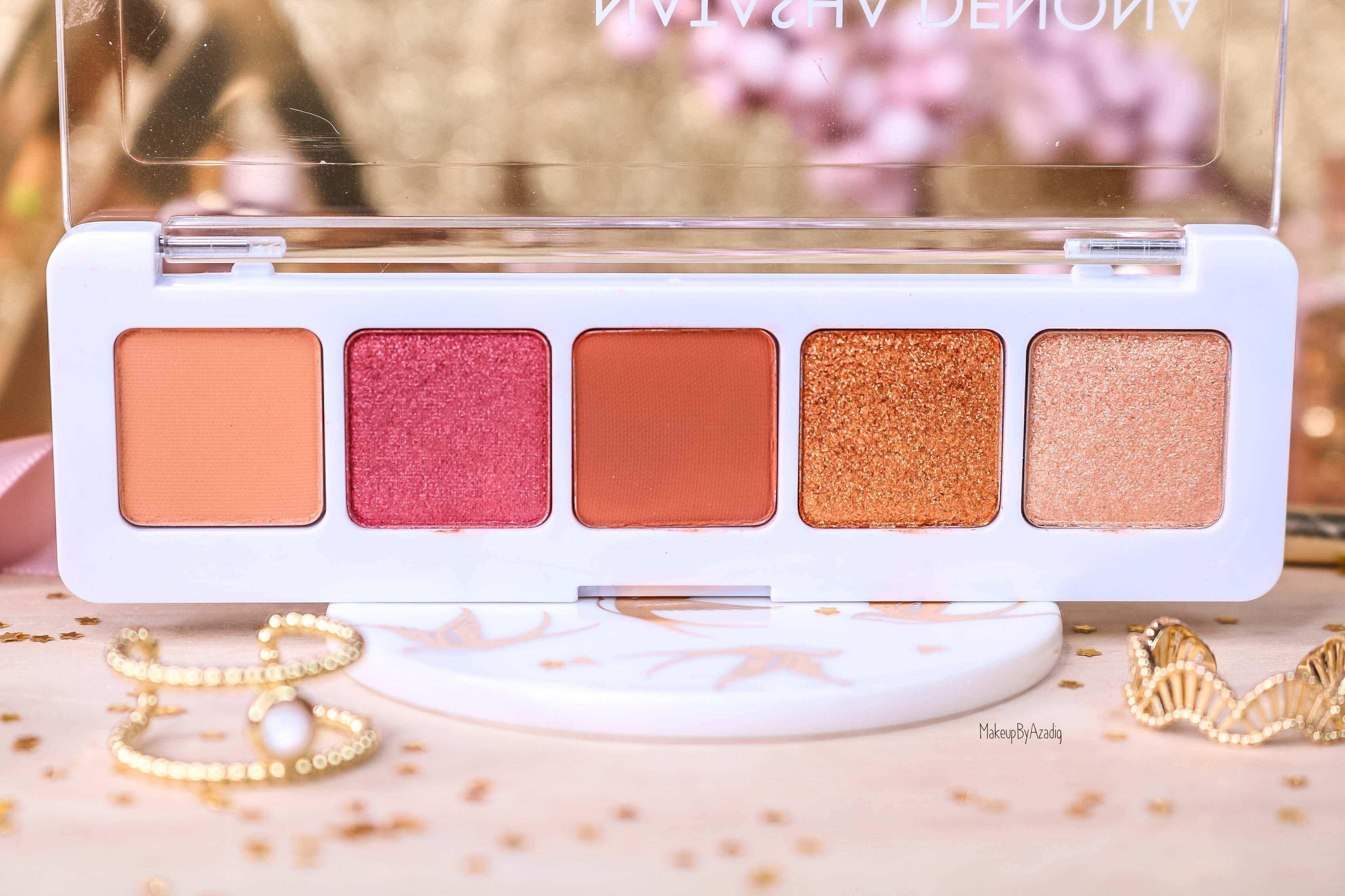 revue-palette-mini-sunset-natasha-denona-sephora-france-avis-prix-swatch-gold-champagne-burgundy-makeupbyazadig-eyeshadow-zoom
