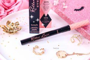 L'eyeliner noir « Roller Liner » de BENEFIT