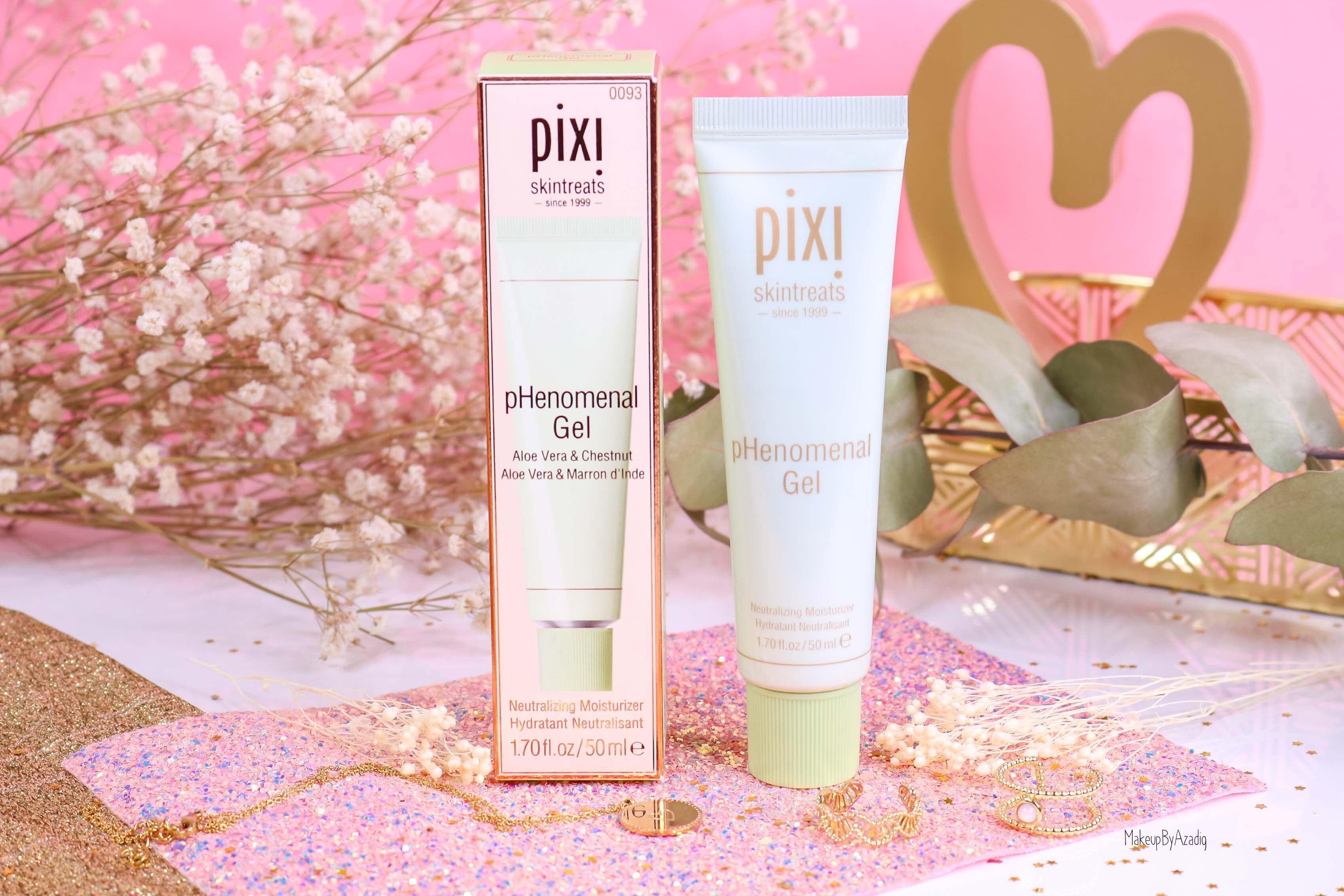 revue-routine-soin-skincare-pixi-beauty-visage-glow-tonic-serum-phenomenal-gel-aloe-vera-makeupbyazadig-sephora-avis-prix-chestnut