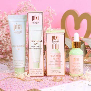 Soins visage pHenomenal Gel et Glow Tonic Serum de PIXI BEAUTY