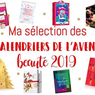 revue-liste-meilleurs-calendriers-avent-beaute-2019-makeupbyazadig-prix-avis-marques