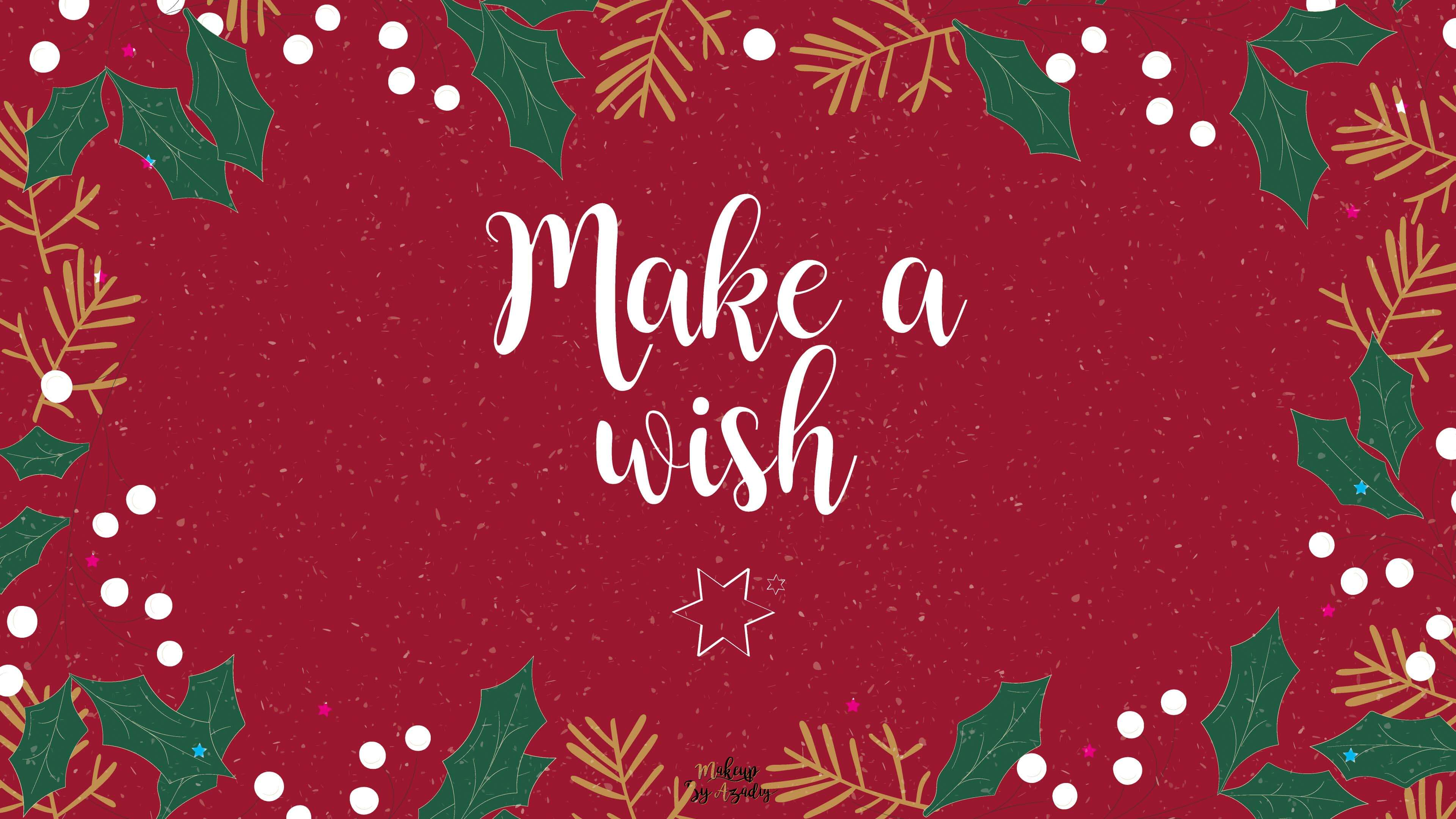 fond-decran-wallpaper-christmas-noel-make-a-wish-ordinateur-mac-macbook-imac-pc-makeupbyazadig-tendance