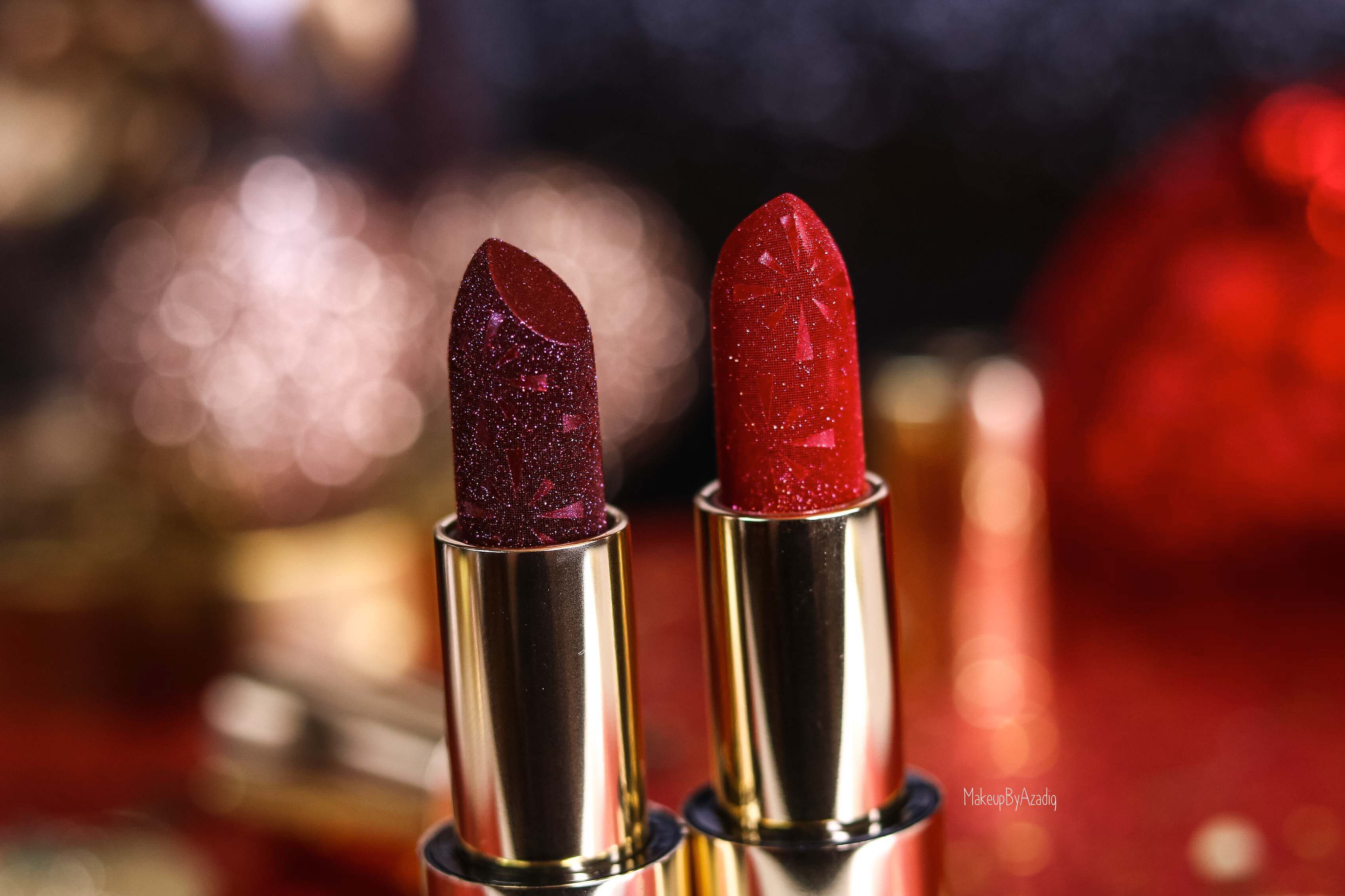 revue-collection-noel-kiko-milano-troyes-magical-holiday-rouge-levres-fard-paupieres-makeupbyazadig-avis-prix-swatch-paillete-2019-christmas