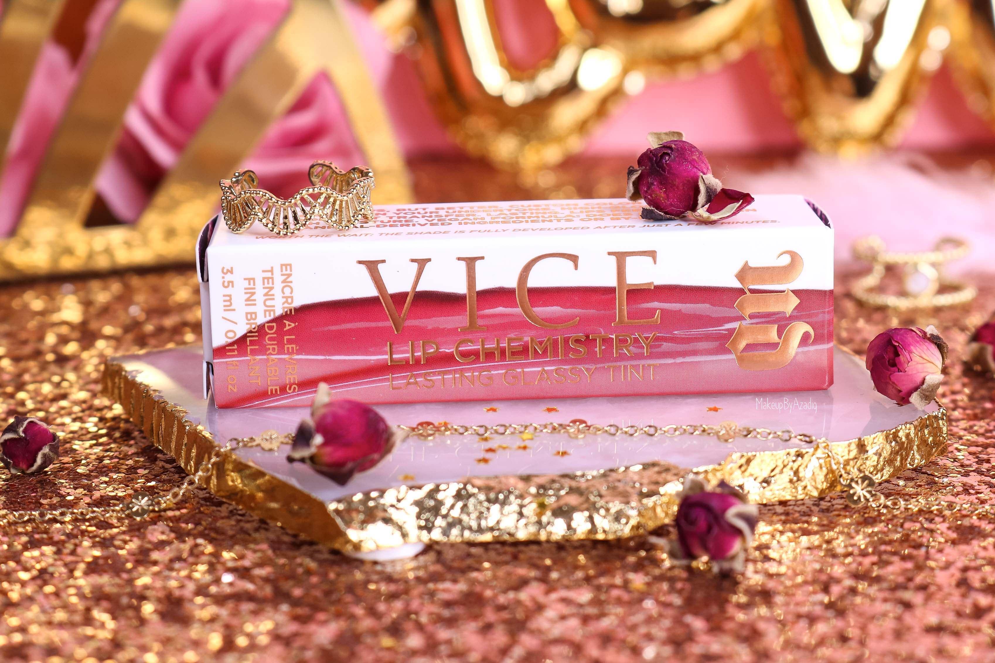 revue-encre-levres-lip-chemistry-urban-decay-vice-lovechild-makeupbyazadig-avis-prix-swatch-pink
