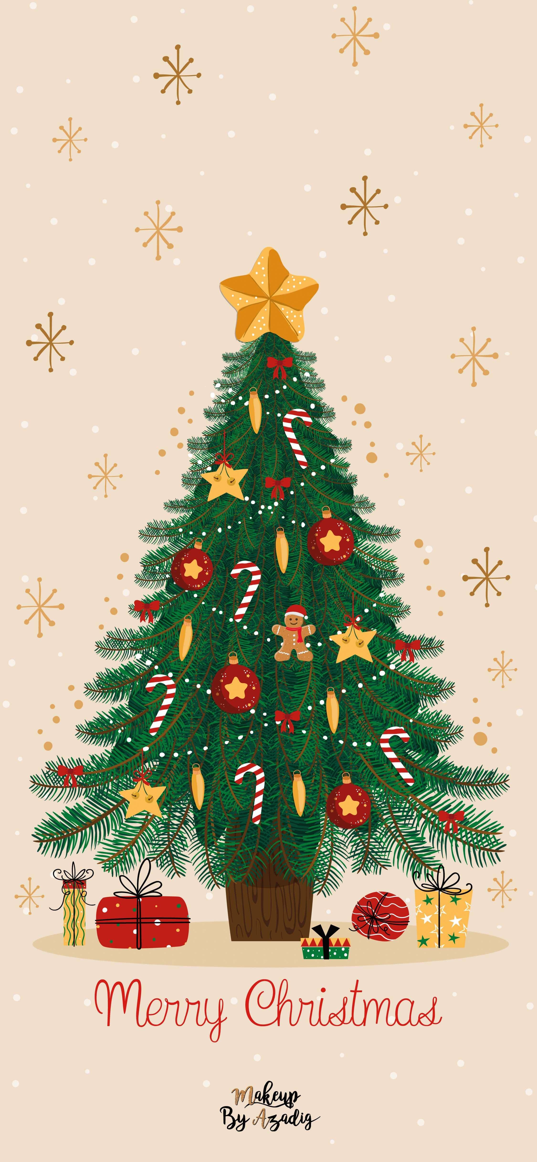 fond-decran-wallpaper-christmas-noel-tree-christmastree-iphone-samsung-huawai-makeupbyazadig-tendance