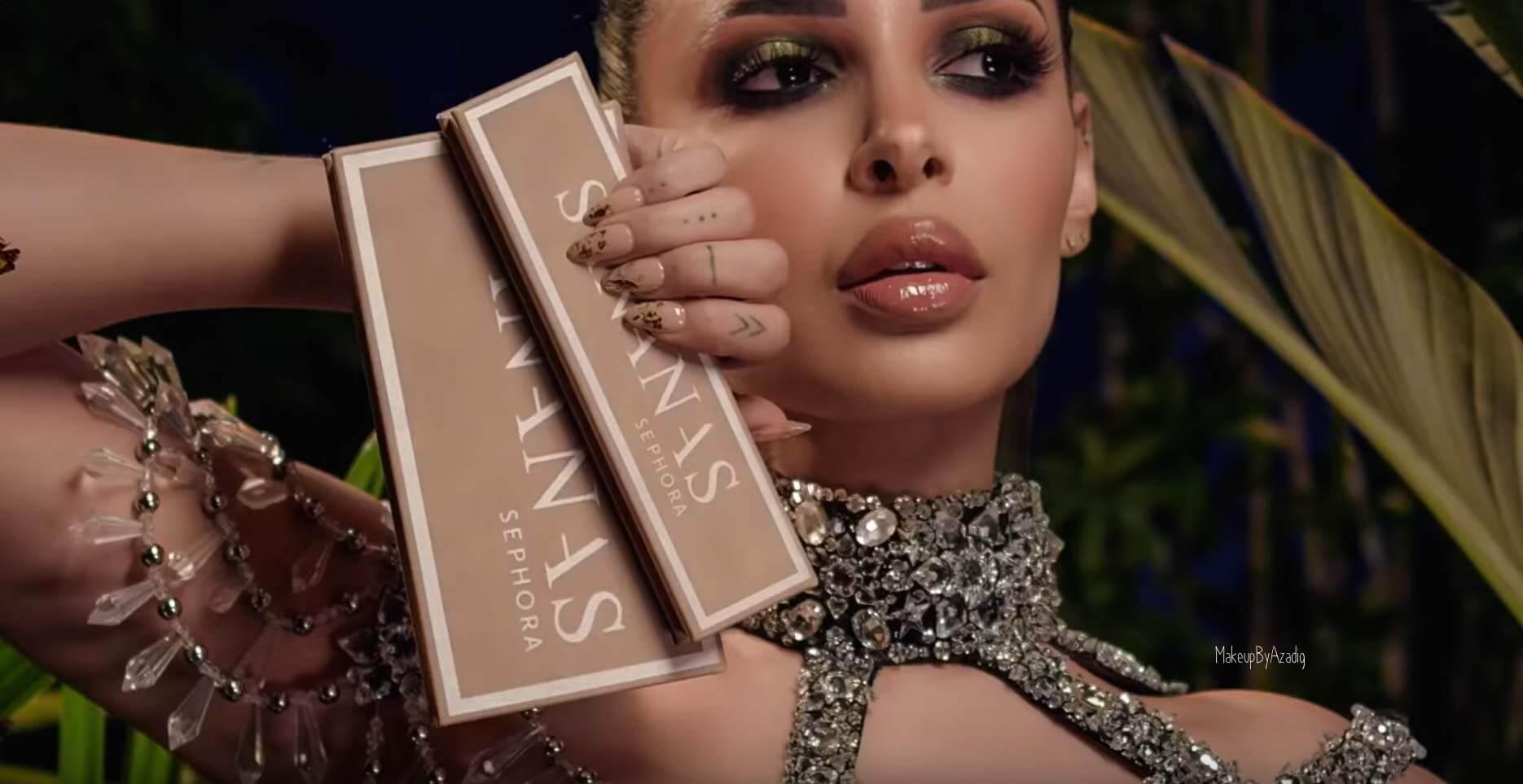 revue-deuxieme-palette-collaboration-2020-sananas-sephora-france-teintes-fards-paupieres-couleurs-avis-prix-swatch-makeupbyazadig-date-sortie-beautynews-partenariat