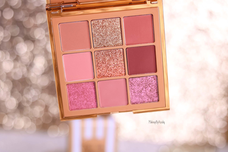 revue-palette-nude-obsessions-medium-huda-beauty-makeupbyazadig-avis-swatch-prix-dark-light-sephora-couleur