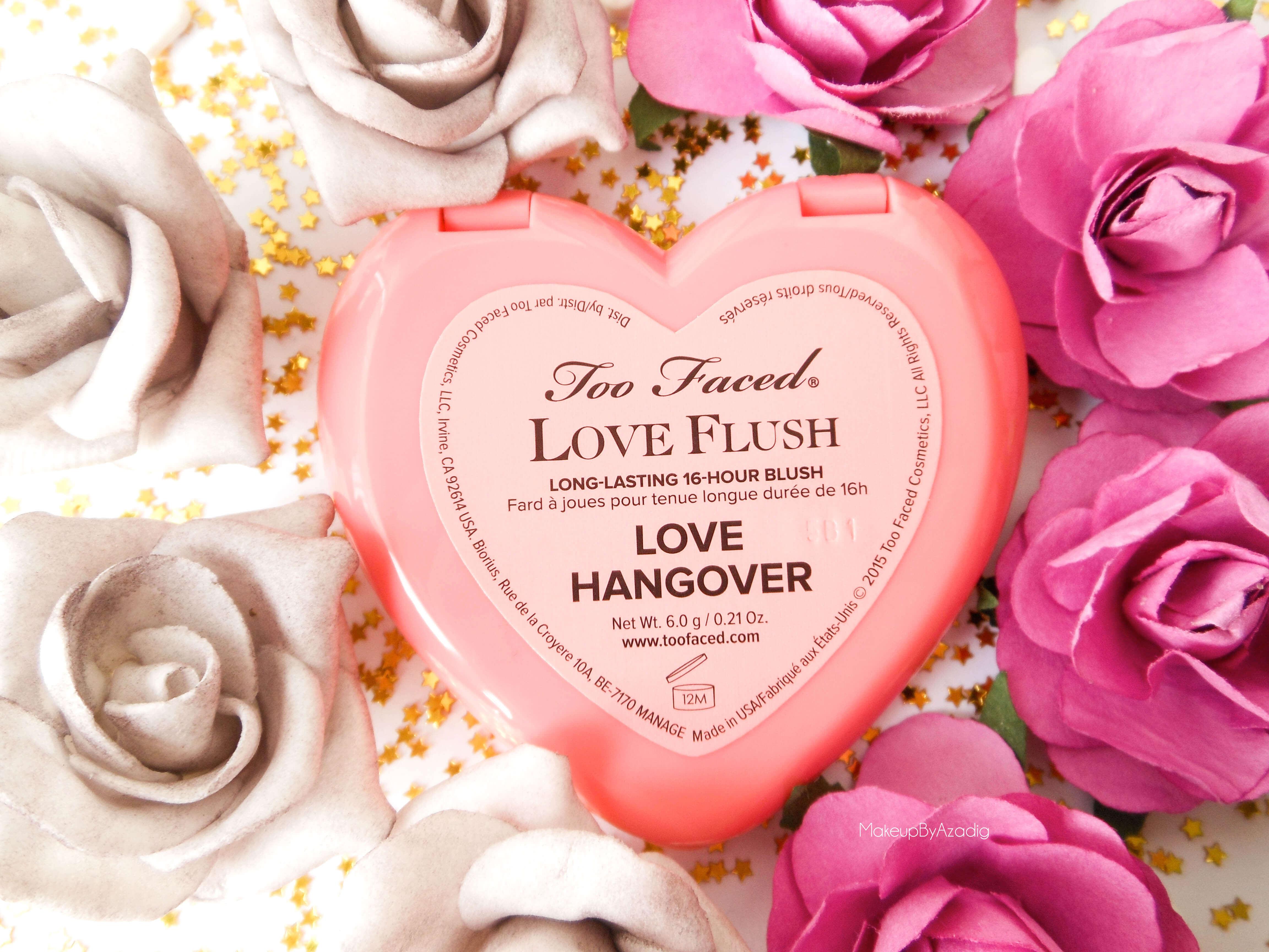 makeupbyazadig-love-flush-blush-too-faced-love-hangover-blog-influencer-sephora-france-flowers