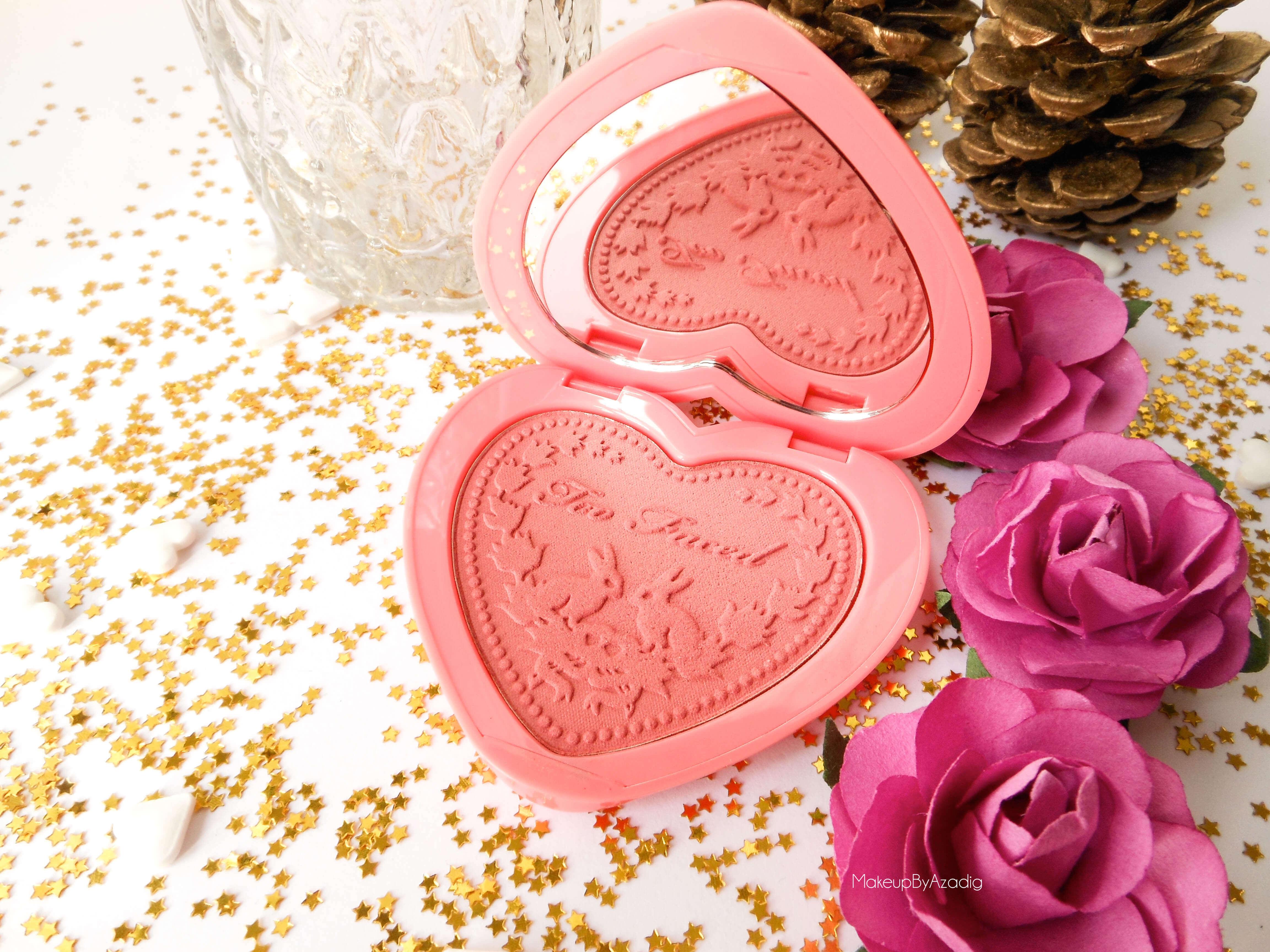 makeupbyazadig-love-flush-blush-too-faced-love-hangover-blog-influencer-sephora-france-lapin
