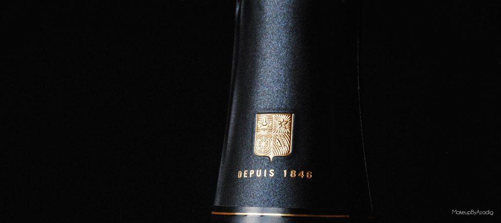 champagne devaux - les classiques - champagne brut - troyes - makeupbyazadig - partenariat