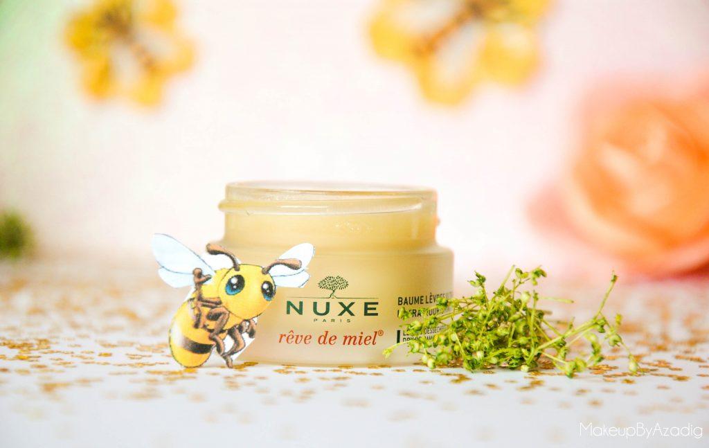 miniature - makeupbyazadig-reve de miel - nuxe - doctipharma - baume a levres-parapharmacie en ligne -