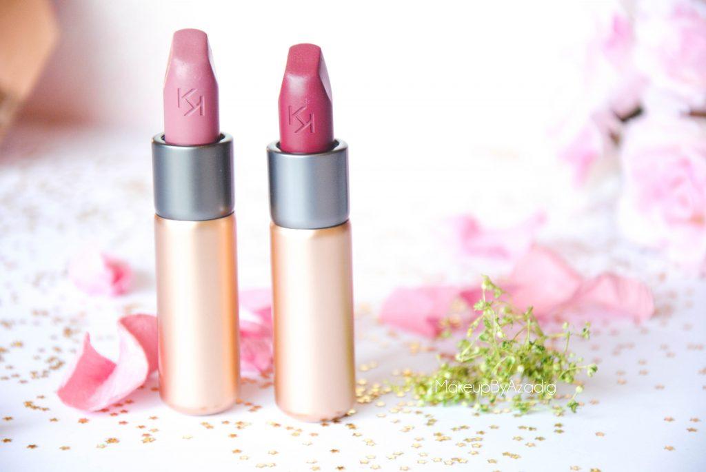 velvet passion matte kiko milano cosmetics beauty blogger makeupbyazadig rouge a levres lipstisck