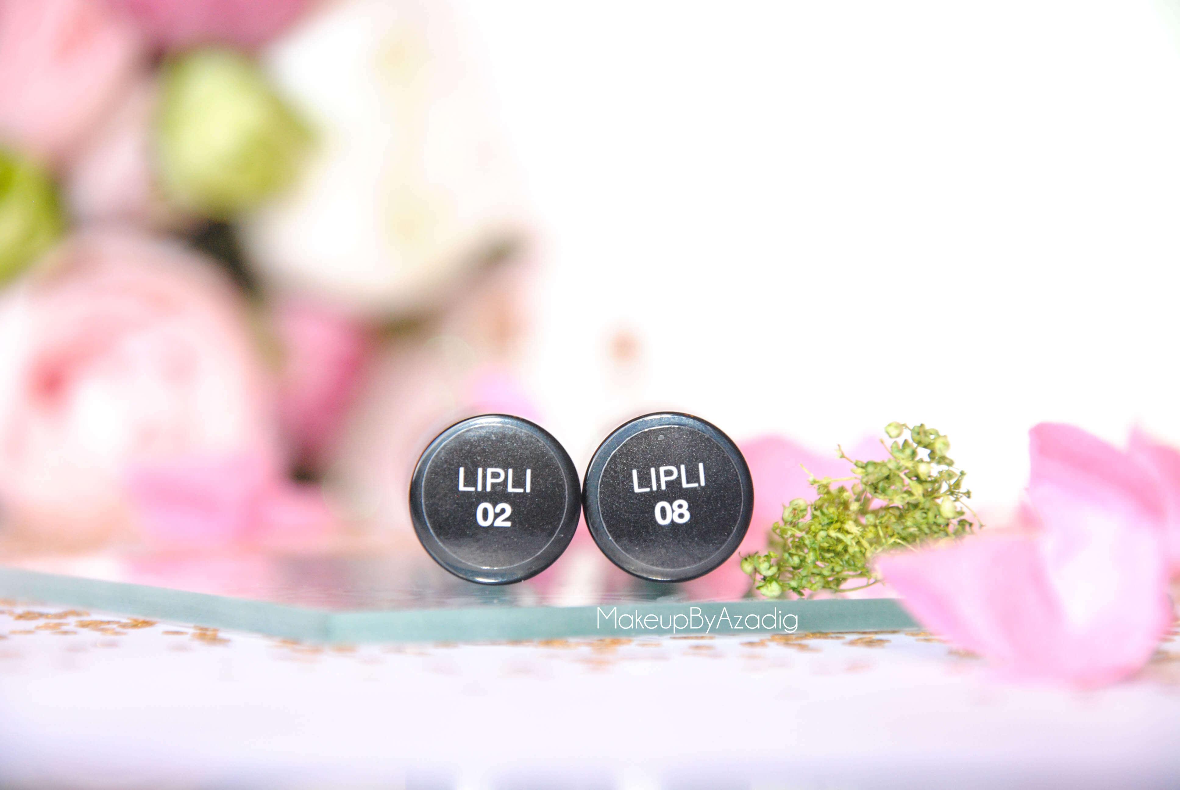 lip lingerie - revue - swatch- nyx cosmetics - embellishment - bedtime flirt - makeupbyazadig - enjoyphoenix - troyes - dos