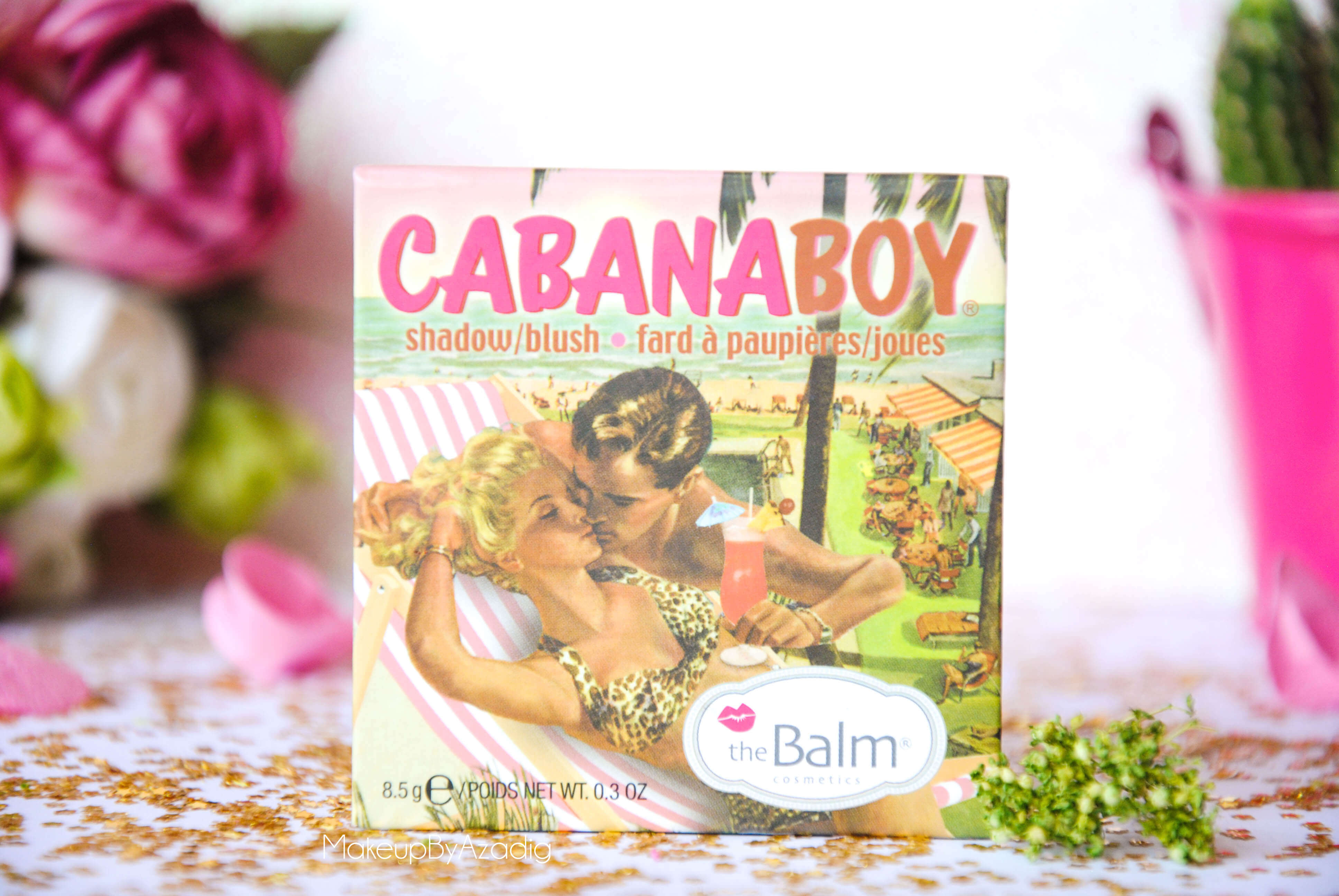 cabanaboy-the balm-blush rose fonce-monoprix-beaute privee-the beautyst-makeupbyazadig-cruelty free