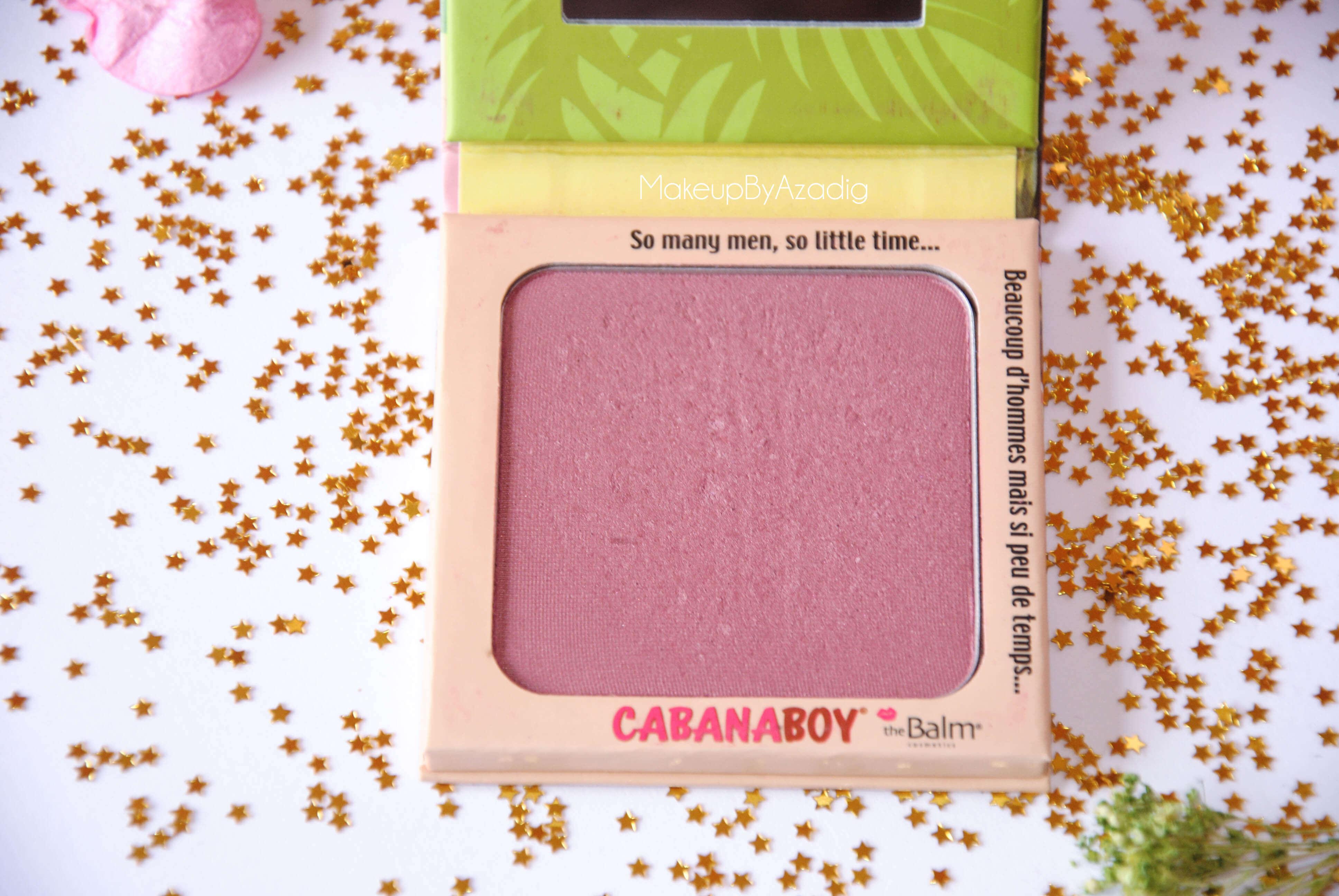 cabanaboy-the balm-blush rose fonce-monoprix-beaute privee-the beautyst-makeupbyazadig-pink
